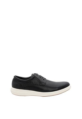 SEMBONIA black SEMBONIA Men Microfiber Sneaker (Black) SE598SH0SZ8CMY_1