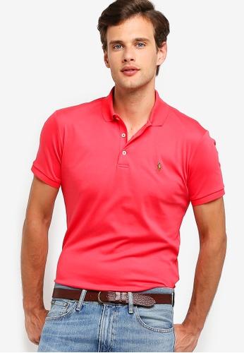 Polo Ralph Lauren 紅色 修身POLO衫 A91D6AAFA2ACFAGS_1