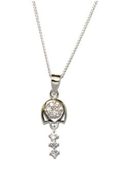 Venice Georgina Necklace (Silver)