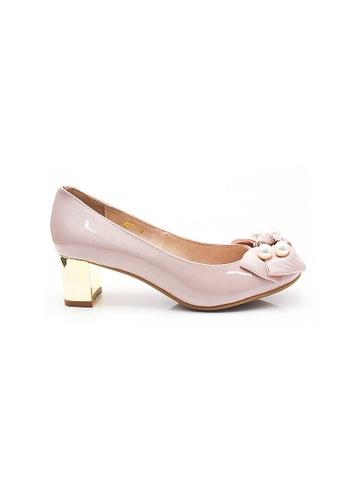 Elisa Litz pink Dycel Low-Heels (Pink) FF9A0SH14C03C6GS_1