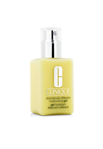 Clinique CLINIQUE - Dramatically Different Moisturising Gel - Combination Oily to Oily (With Pump) 125ml/4.2oz F0DA1BE507742BGS_1