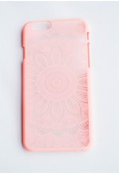 Mandalian Hard Transparent Case for iPhone 6/6s