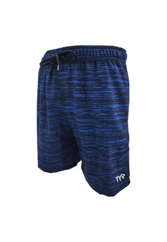 TYR blue TYR Rex Boardshorts 9F48DAA9239429GS_1