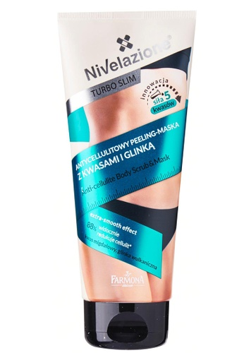 Farmona NIVELAZIONE  TURBO SLIM Anti-cellulite body scrub & mask CA877BE249952EGS_1