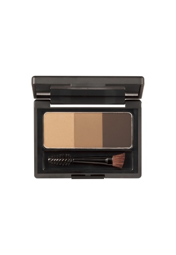 THE FACE SHOP FMGT Brow Master Powder Palette 01 Beige Brown 12831BE739E7C1GS_1