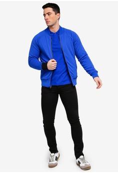 966288272ef 30% OFF Calvin Klein Interlock Color Zip Pullover - Calvin Klein Jeans HK$  1,790.00 NOW HK$ 1,252.90 Sizes S M L XL