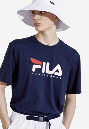 16cba926 Red Line Logo T-shirt
