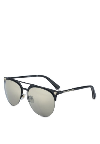 Versace black Versace VE2181 Sunglasses C437CGL3096583GS_1