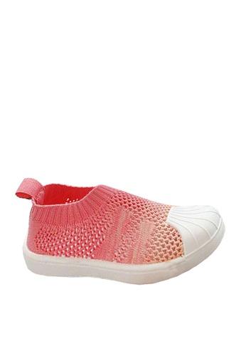 Twenty Eight Shoes pink VANSA Comfortable Knitted Socks Sneaker VSK-T17 VSK-T17 D0D78KS86AE3B4GS_1