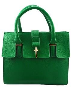 Manhattan Top Handle Bag