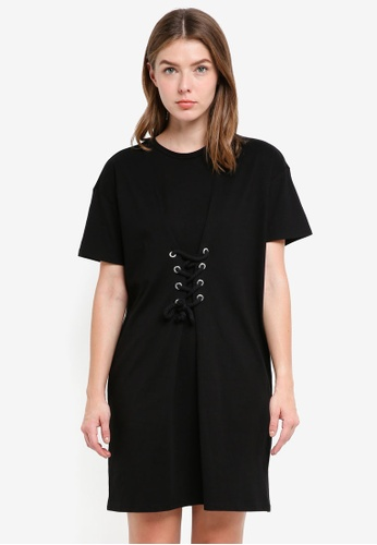 OVS black Women's Woven Dress 0D485AA0301C5CGS_1