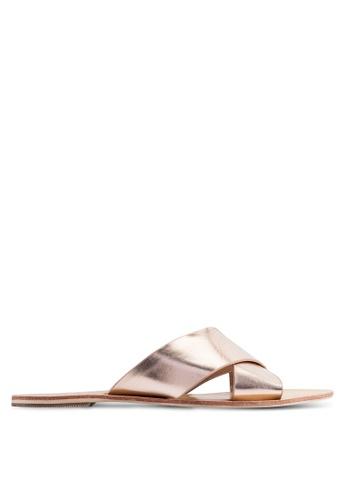 Billini gold Majorca Sandals BI606SH0RT2WMY_1