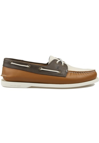 paperplanes brown Boat Island Casual Premium Handmade Leather Loafers Shoes US Women Size PA355SH06PMJSG_1