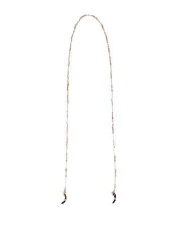 ALDO gold Asan Sunglasses Chain 17E13AC4861669GS_1