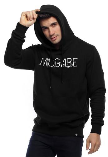 MUGABE black MUGABE SWEATER HOODIES PRIA HONA BLACK 88860AA62E3602GS_1