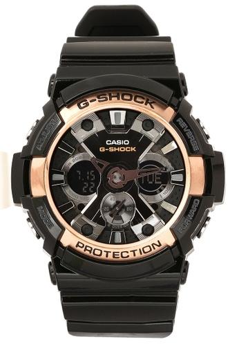G Shock Watch Ga 200rg 1adr