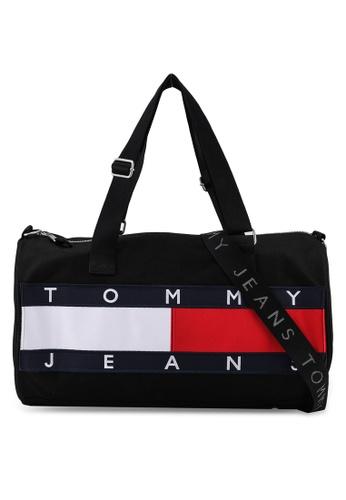 Tommy Hilfiger black Tjm Heritage Duffle - Tommy Jeans 56BBCACBF9539EGS_1