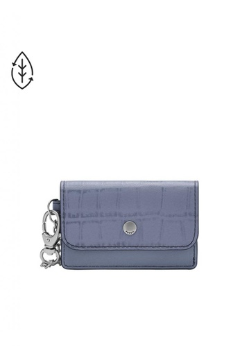 Fossil blue Valerie Card Case F72C7AC3C2F96AGS_1