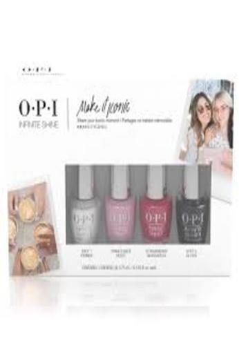 O.P.I multi ISD41 - Infinite Shine Make It Iconic - Mini 4-PK FDFD1BE0F2512FGS_1