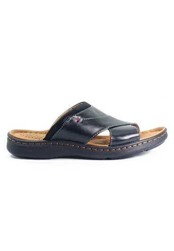 G-wingx black G-Wingx Men Sandal 1E9FCSHFB11176GS_1