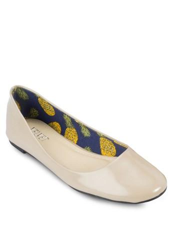 Bell esprit台灣網頁基本款平底鞋, 女鞋, 芭蕾平底鞋