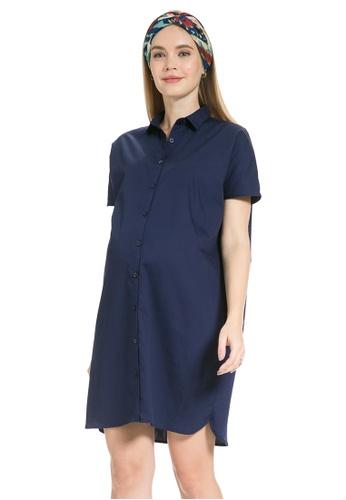 4a6047fea9c8b Buy Mayarya Camps Bay Maternity and Nursing Dress   ZALORA HK