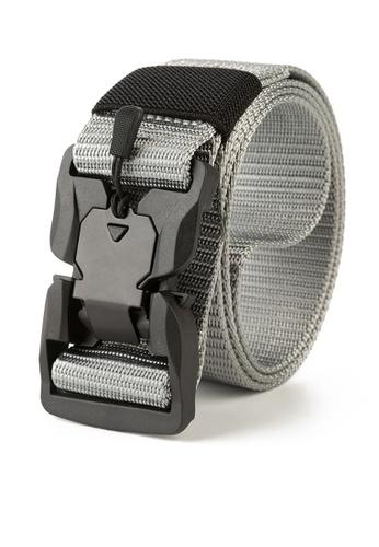 Twenty Eight Shoes Cyberpunk Nylon Belt KF02 60953ACC99DFB8GS_1