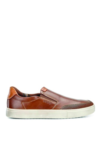 0a4b8aa8cdda Buy ECCO Kyle Cocoa Brown Cocoa Brown Emir Aztec Online on ZALORA ...