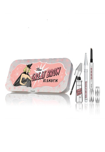 Benefit silver Great Brow Basic Kit (Shade 3) 4C827BEABB8E77GS_1