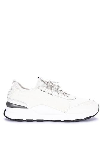 Puma white Rs-0 Trophy Sneakers 43978SHC43A40CGS_1