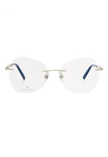Swarovski blue SWAROVSKI SK5345 016 Eyeglasses BC006GLA3F68B0GS_1