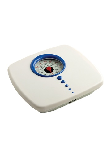 JVD JVD Lifestyle Mechanical Weighing Scale. 89B8CHLA650070GS_1