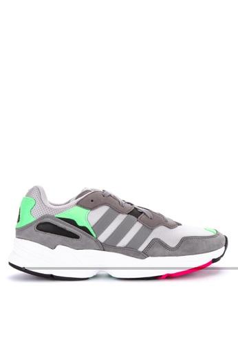 adidas grey adidas originals yung-96 29FE4SHCDE2AFDGS_1
