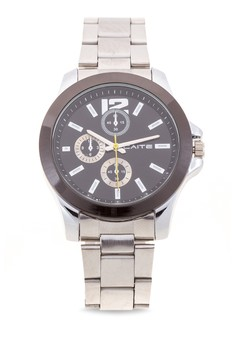 Stainless Analog Watch 1022G