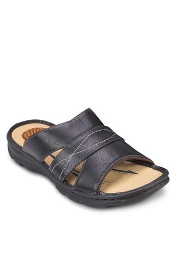 zalora 折扣碼仿皮涼鞋, 鞋, 鞋