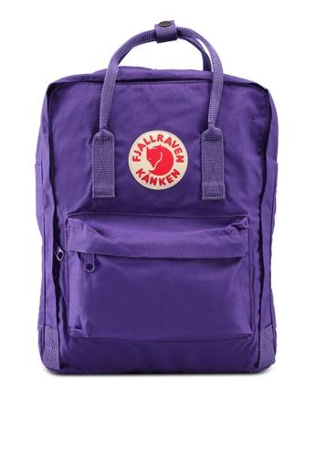 Fjallraven Kanken purple Kanken Classic Backpack FJ242AC0UD0WID_1