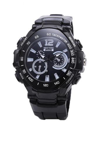 Greatvalueplus black Berthe Plastic Analog Mens Watch NYA1364 9D8DBAC7AB0747GS_1