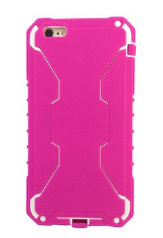 Shockproof Hybrid Armor Rubber Heavy Duty Case Cover For Apple iPhone 6G / 6S 4.7