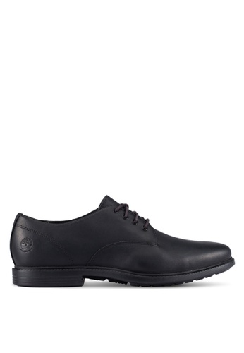 Timberland black Arden Heights Waterproof Oxford Shoes TI063SH0RP7PMY_1