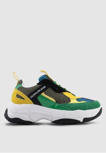 Calvin Klein multi Marvin Sneakers 4AD4ESH907EF74GS_1