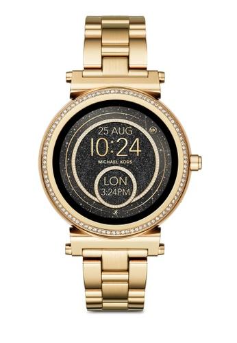 908f98f413ac MICHAEL KORS Michael Kors Sofie Touchscreen Smartwatch MKT5021  MI165AC0SJWIMY 1