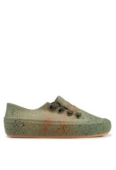 f6704438ec64 Melissa multi Melissa Ulitsa Sneaker Splash Ad Extended Sizing Sneakers  61315SHD6F9D5AGS 1