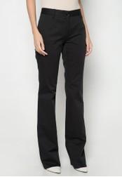 Dolce & Gabbana black Flared Pants DA093AA89TREPH_1