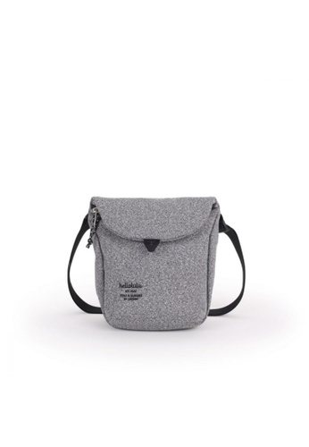 Hellolulu grey Hellolulu Desi Sling Bag (Granite Gray) 19868AC25999B3GS_1