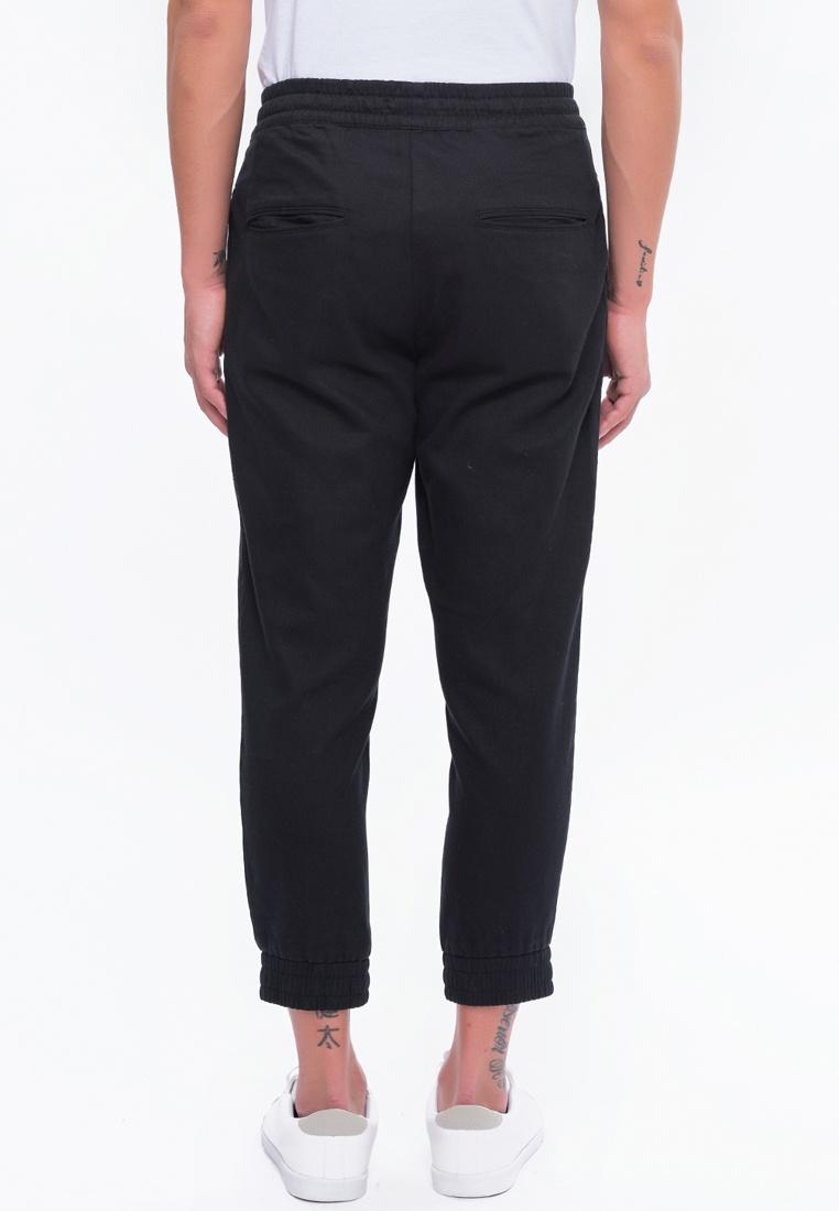 Black Alpha Style Pants Aahil Jogger IS1OqzfwXx