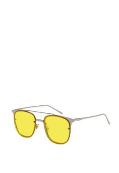 98eff546b2d Kallisto yellow Emma Sunglasses 836EAGL351A695GS 1