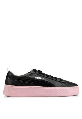 467051ae8ebf4c Buy Puma Sportstyle Core Smash Platform Trailblazer Shoes Online on ZALORA  Singapore