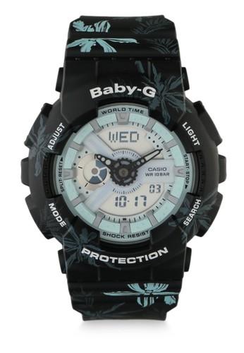 Baby-G black Women Analog Watches Ba-110Cf-1Adr 0D2D7AC941DB6DGS_1