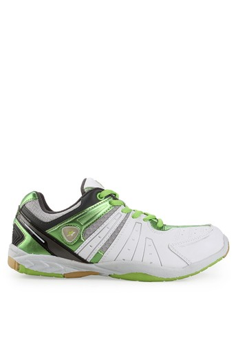 PRO ATT white and green Fabio PR172SH56THRID_1