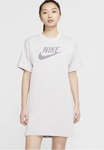 Nike grey AS Women's Sportswear Dress FT M2Z 26731AA35307D0GS_1